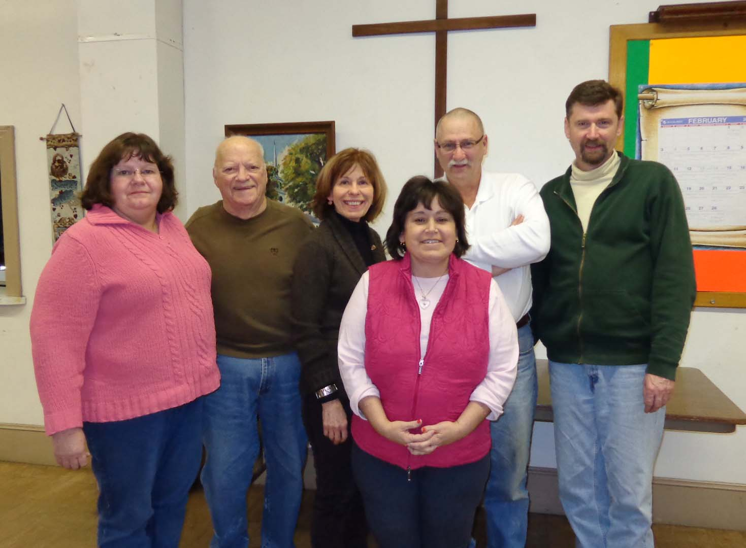 The Board of Deacons, 2013